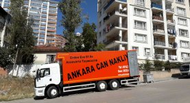 Ankara Can Asansörlü Nakliyat