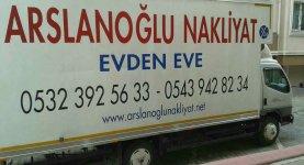 Arslanoğlu Evden Eve Nakliyat