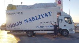 Ankara Orhan Nakliyat