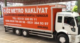 Ankara Öz Metro Nakliyat