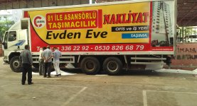 Ankara Çukurova Nakliyat
