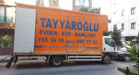 Tayyaroğlu Nakliyat