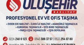 Bursa Uluşehir Nakliyat