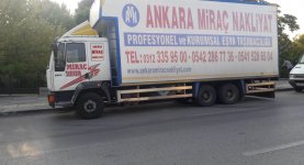 Ankara Miraç Nakliyat