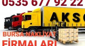 Bursa Aksoy Nakliyat