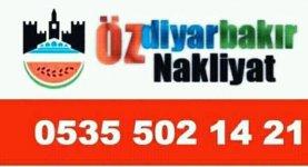 Öz Diyarbakır Evden Eve Nakliyat